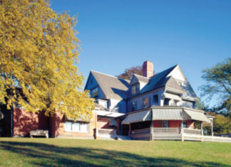 Sagamore Hill Theodore Roosevelt Museum at Old Orchard