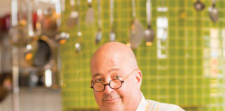 Andrew Zimmern Long Island