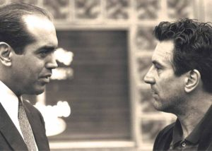 Palminteri and Robert DeNiro in 1993s A Bronx Tale
